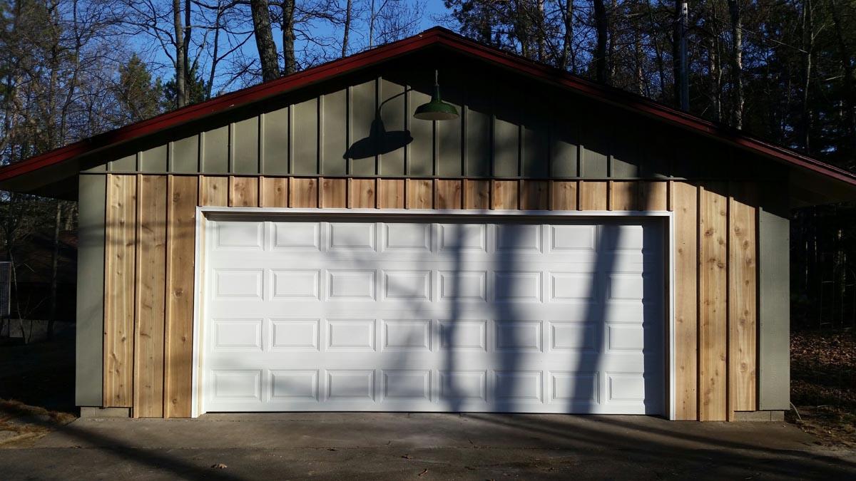 Eagle River Garage Door Installation